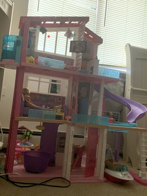 Barbie doll house for Sale in Arlington Heights, IL