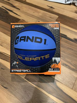 AND1 basketball for Sale in Port St. Lucie, FL