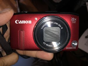 Canon camera SX280HS for Sale in Framingham, MA