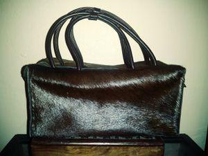 Horsehair leather purse for Sale in Winter Haven, FL
