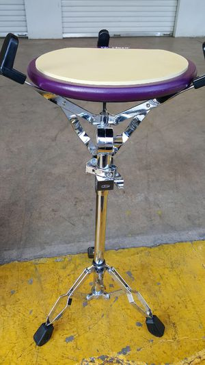 Snare drum stand with practice pad for Sale in Dallas, TX