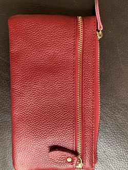 Red Leather Wristlet for Sale in Renton,  WA