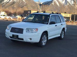 08 Subaru Forester for Sale in Salem, UT