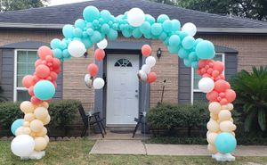 🌊Moana Inspired🎈 ARCH for Sale in Houston, TX