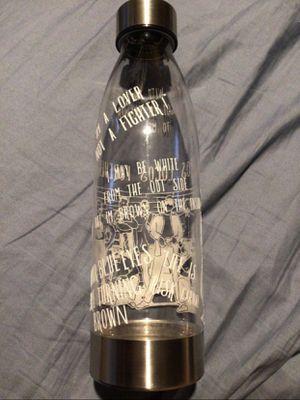Blood in blood out water bottle for Sale in Phoenix, AZ