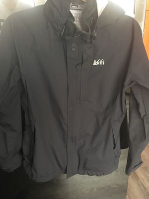 REI rain jacket women's Medium for Sale in Seattle, WA