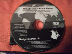 GM Navigation Disc for Sale in Des Moines, IA