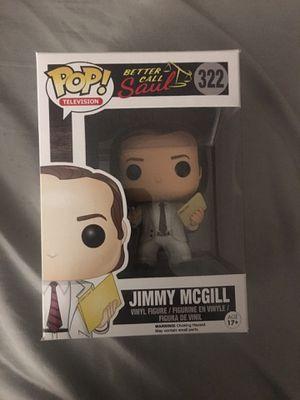 Funko POP #322 - Jimmy McGill for Sale in Phoenix, AZ