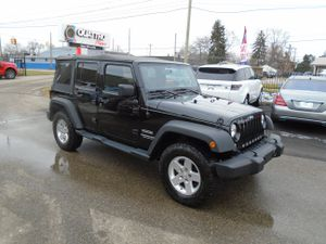 2014 Jeep Wrangler Unlimited for Sale in Redford Charter Township, MI