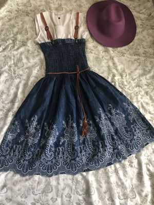Dress size 12-14 (can be use as a cowgirl for Halloween) $20 for Sale in Fremont, CA
