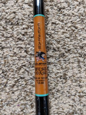Calstar West Coast wc-270-7c fishing rod for Sale in Redwood City, CA