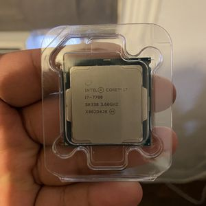 i7 7700K for Sale in Royse City, TX