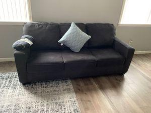2 black sofas for Sale in Vancouver, WA