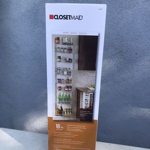 Closemaid- Door Or Wall Organizing Rack for Sale in Covina, CA