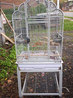 4ft Bird Cage for Sale in Trenton, NJ