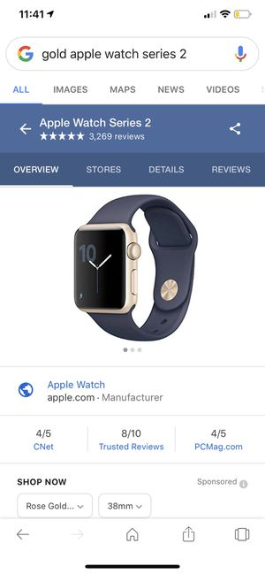 Apple Watch 2 for Sale in Baltimore, MD
