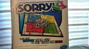 Sorry Board Game for Sale in Brooklyn, OH