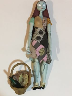 Nightmare Before Christmas/Sally Action Figure for Sale in Levittown, NY