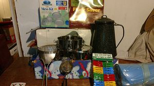 Camping gear for Sale in Waterbury, CT