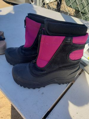 Girl Snow Boots for Sale in Phoenix, AZ