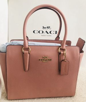 "AUTHENTIC HANDBAG COACH SATCHEL - "" NEW""- ( FIRM PRICE) SALE !!!!!!! for Sale in Los Angeles, CA"