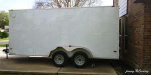 Encloser Trailer 7x16 for sale for Sale in Houston, TX