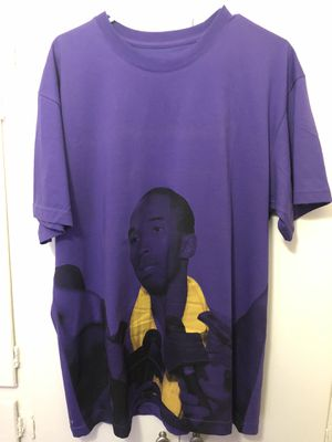 Lakers media day Kobe Nike Shirt (RARE) Sz Large for Sale in Artesia, CA