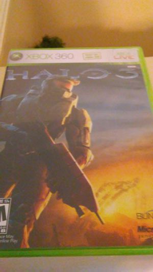 Xbox 360 game selling $25 for Sale in Salt Lake City, UT