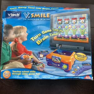 VTECH Game Controller and Cartridges for Sale in Clarksburg, MD