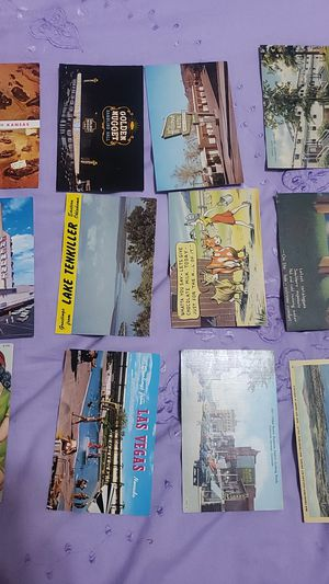 12 old post card lot 02 for Sale in Katy, TX