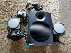 Boston acousyics computer speaker for Sale in Kenosha, WI
