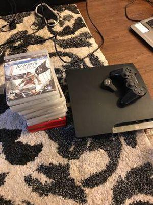 PS3 Bundle + 14 Games for Sale in Denver, CO