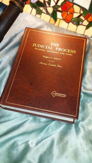The Judicial Process by Ruggero J. Aldisert for Sale in Fairfax, VA