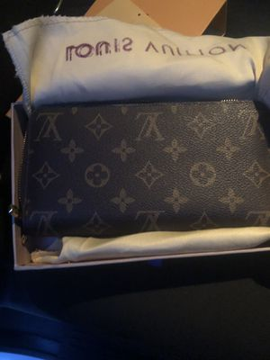 Louis Vuitton Wallet Brand New In Box for Sale in Irving, TX