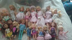 Lot Of vintage Barbie for Sale in Beverly, NJ