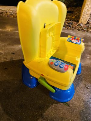 Baby chair kids chair learning chair potty training chair for Sale in Mesa, AZ