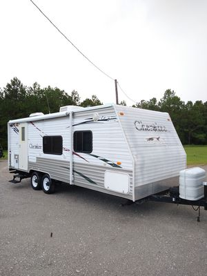 2008 Cherokee 26 ft bumper pull camper for Sale in Foley, AL