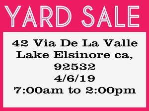 42 via de la valle . Lake Elsinore. Ca 92532 for Sale in Lake Elsinore, CA