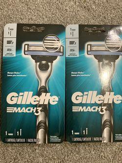 Gillette razor for Sale in Brandon,  FL
