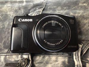 Cannon camera for Sale in East Moline, IL