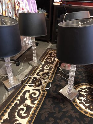table lamps for Sale in City of Industry, CA
