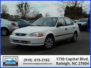 1998 Honda Civic for Sale in Raleigh, NC