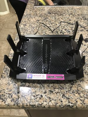 Netgear Nighthawk X6S WiFi router for Sale in Gilbert, AZ