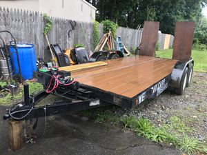 18ft car trailer for sale for Sale in Falmouth, VA