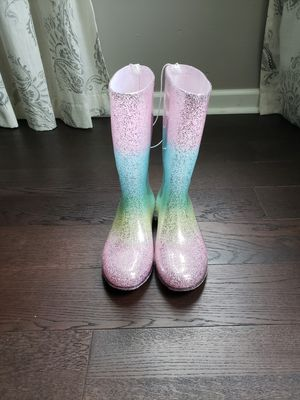 Cat and Jack rain boots for Sale in Cary, IL