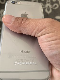 iPhone 6 16gb Factory Unlocked Already No Issues At All Very Clean for Sale in Santa Ana,  CA