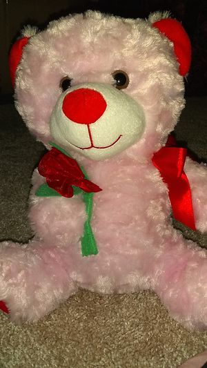 Valentines Teddy Bear for Sale in Hapeville, GA