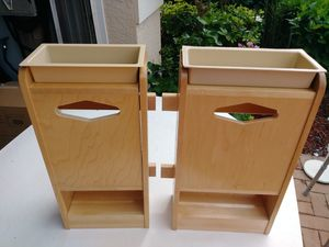 Solid maple cabinet organizers/shelves for Sale in Fort Myers, FL