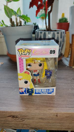Sailor Moon with Luna for Sale in Salida, CA