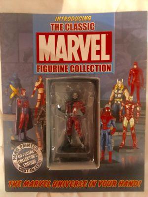 RARE Marvel Eaglemoss figurine / Ant man for Sale for sale  Orlando, FL